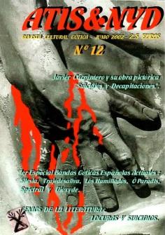 atis&nyd nº12 portada
