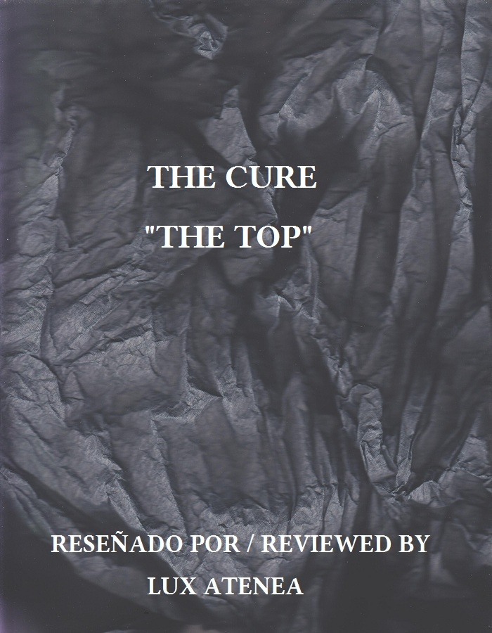 "the cure ""the top"""