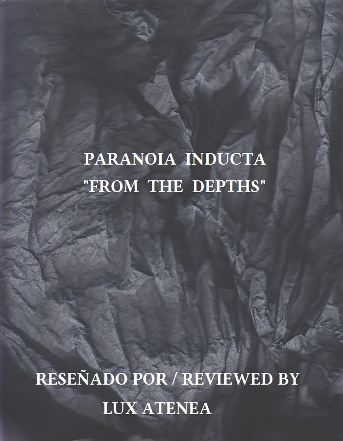 PARANOIA INDUCTA - FROM THE DEPTHS