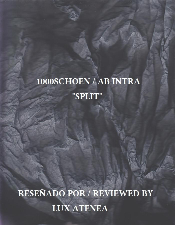 1000SCHOEN AB INTRA - SPLIT