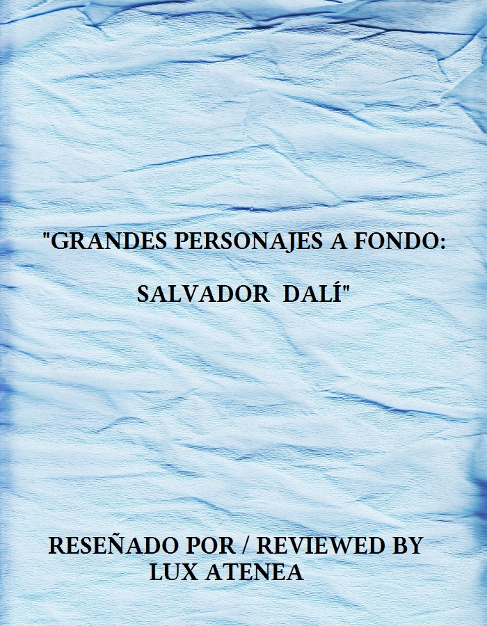 Salvador Dalí Grandes Personajes A Fondo