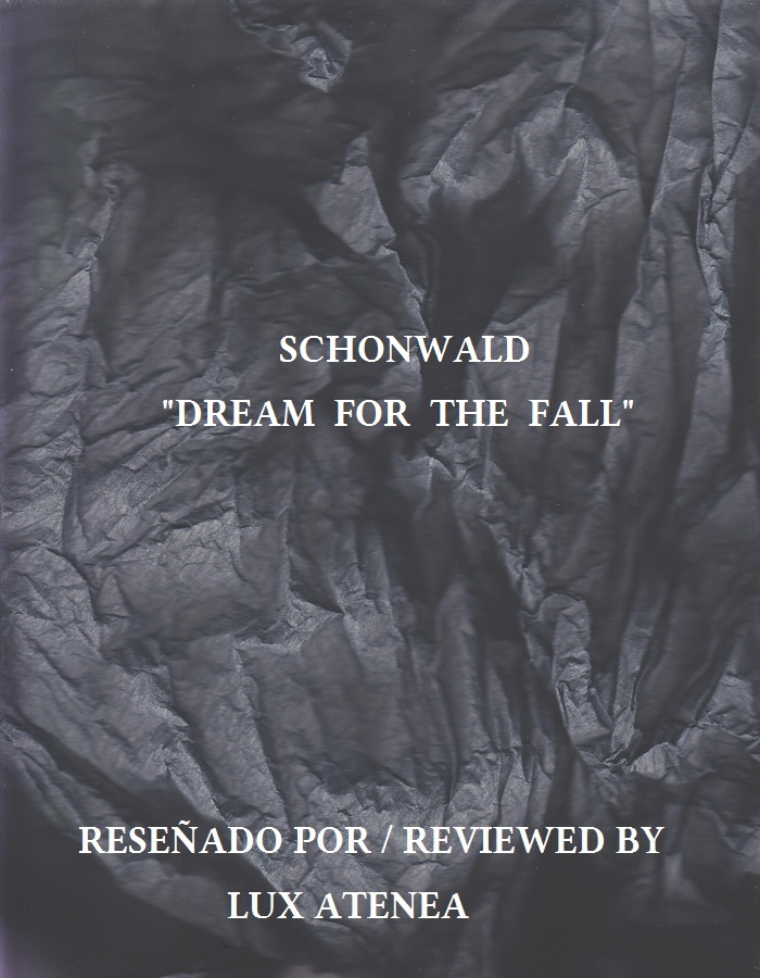 SCHONWALD - DREAM FOR THE FALL