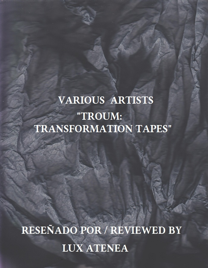 VARIOUS ARTISTS - TROUM TRANSFORMATION TAPES