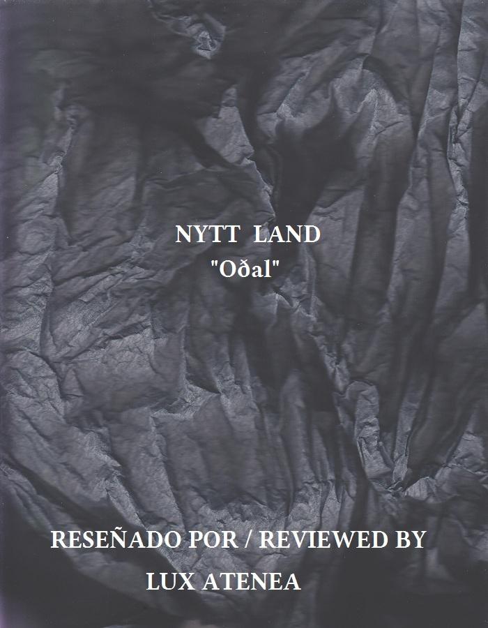 NYTT LAND - Oðal