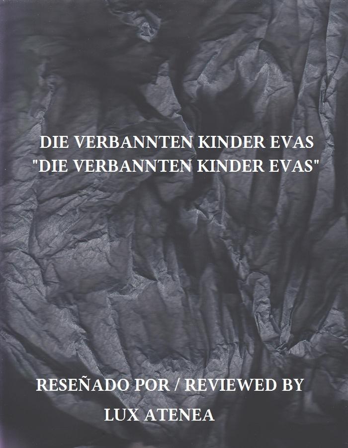 DIE VERBANNTEN KINDER EVAS - DIE VERBANNTEN KINDER EVAS