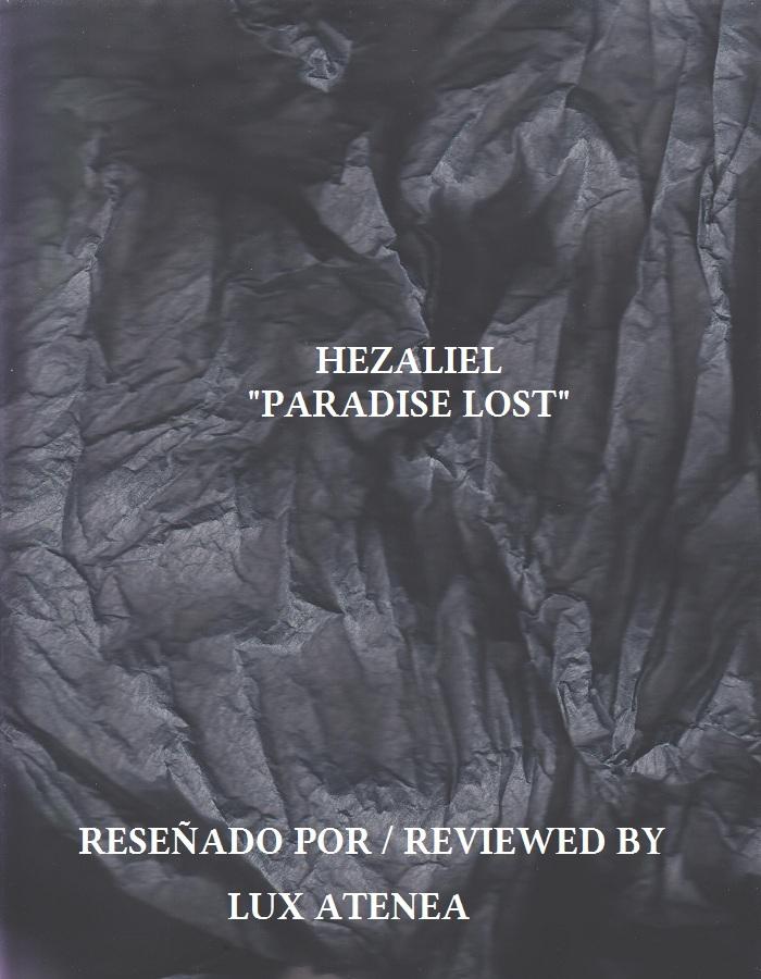 HEZALIEL - PARADISE LOST