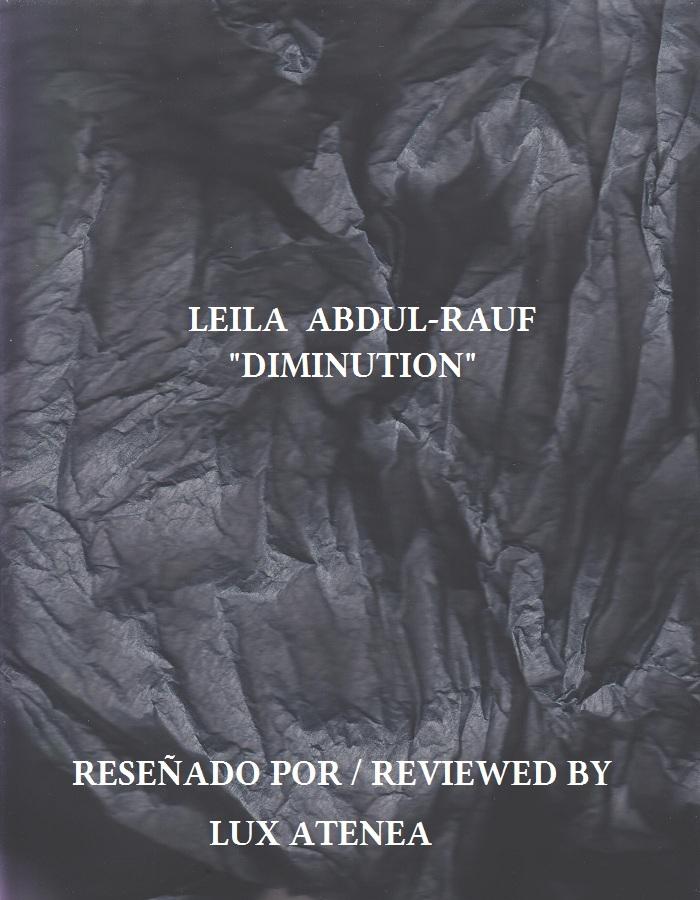 LEILA ABDUL-RAUF - DIMINUTION