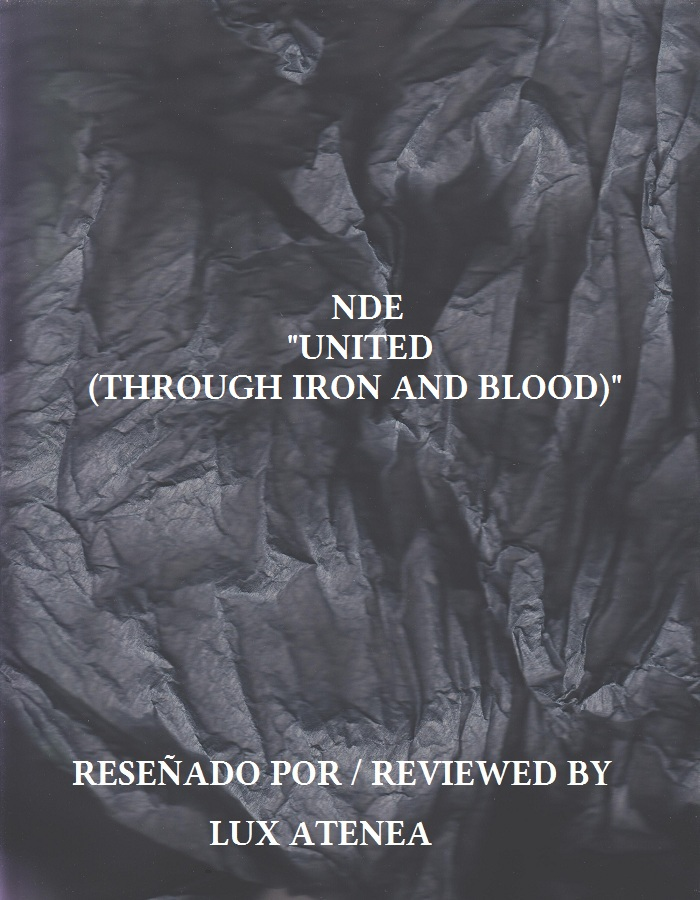 NDE - UNITED (THROUGH IRON AND BLOOD)