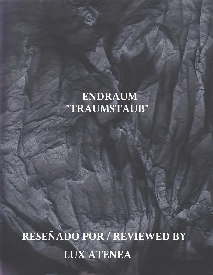ENDRAUM - TRAUMSTAUB