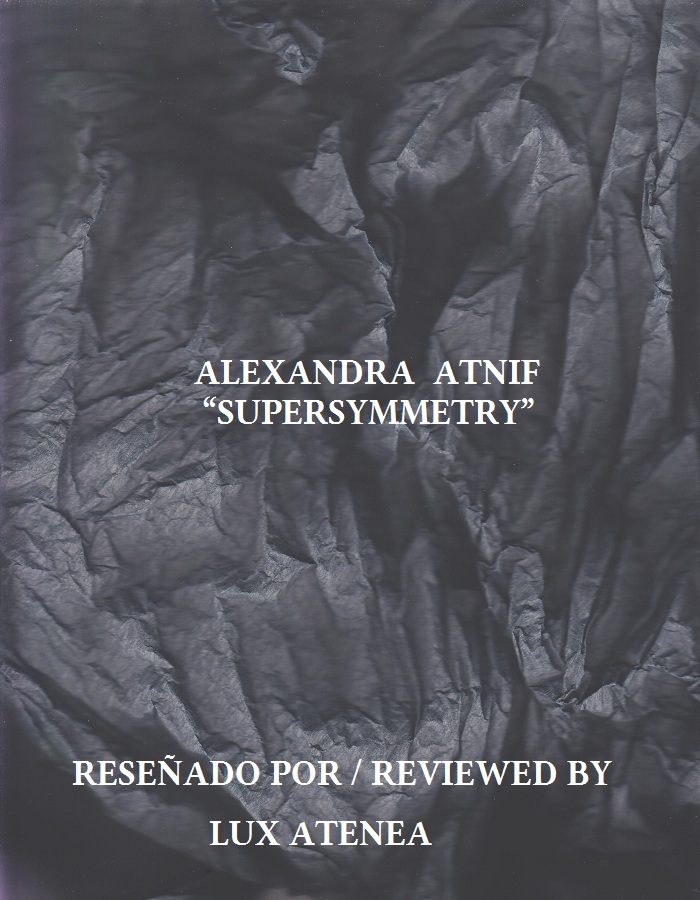 ALEXANDRA ATNIF - SUPERSYMMETRY