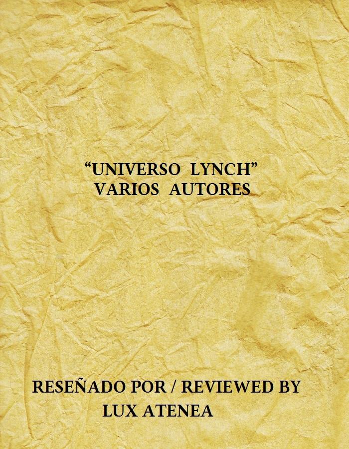 UNIVERSO LYNCH VARIOS AUTORES