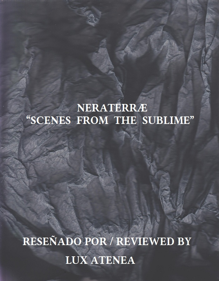 NERATERRÆ - SCENES FROM THE SUBLIME