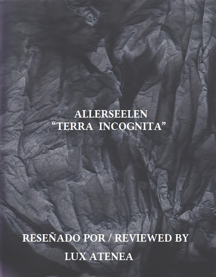ALLERSEELEN - TERRA INCOGNITA
