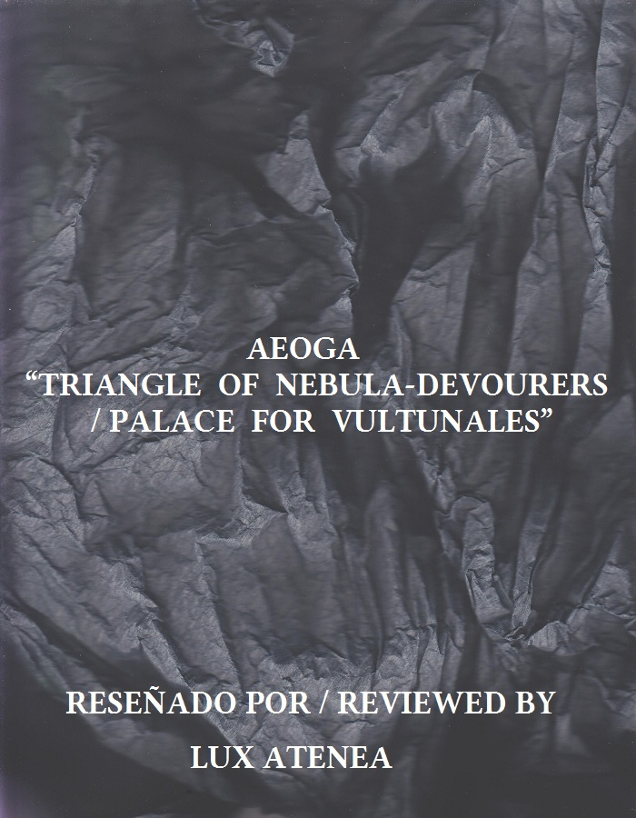 AEOGA - TRIANGLE OF NEBULA-DEVOURERS PALACE FOR VULTUNALES
