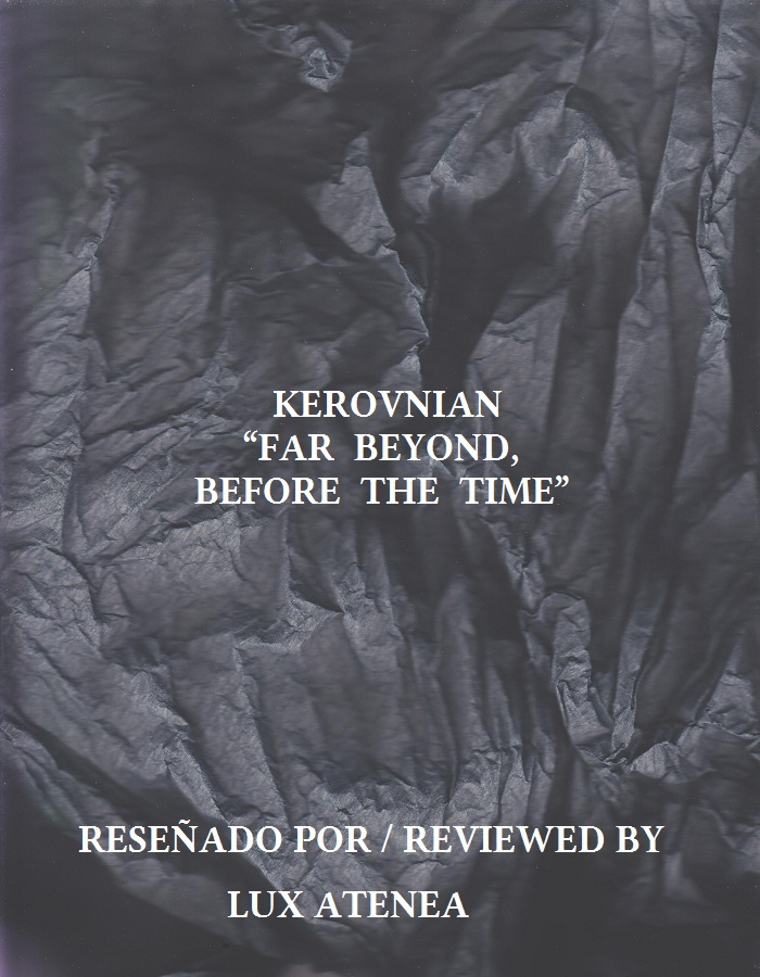 KEROVNIAN - FAR BEYOND BEFORE THE TIME