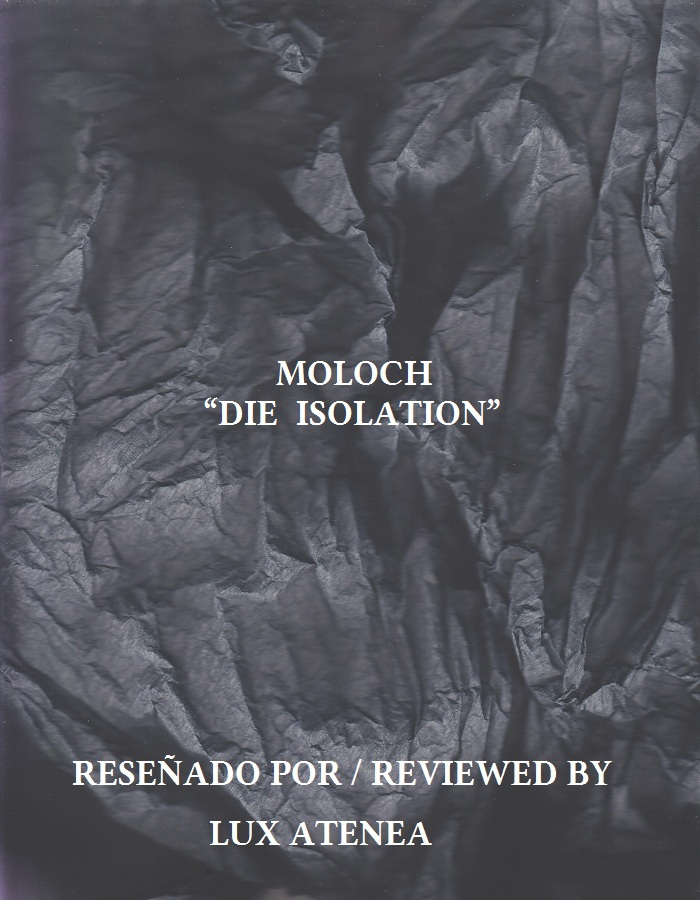 MOLOCH - DIE ISOLATION