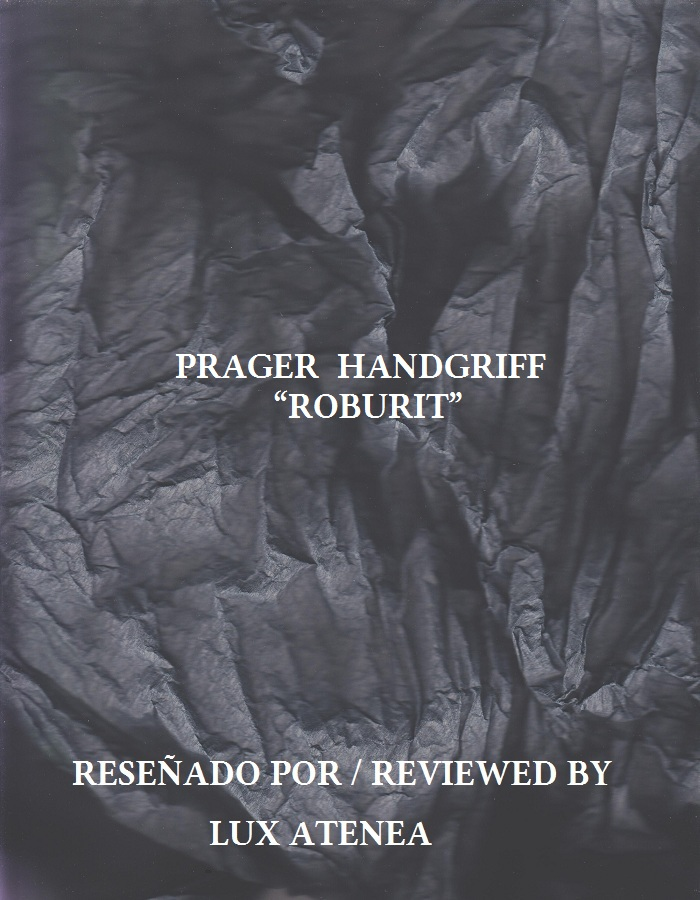 PRAGER HANDGRIFF - ROBURIT