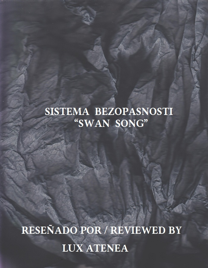 SISTEMA BEZOPASNOSTI - SWAN SONG