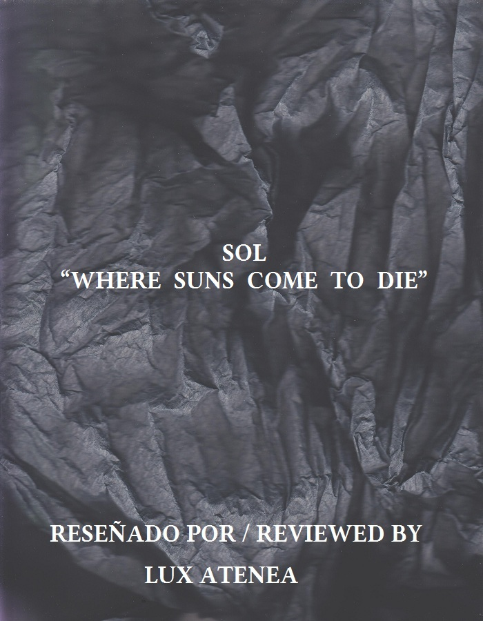 SOL - WHERE SUNS COME TO DIE