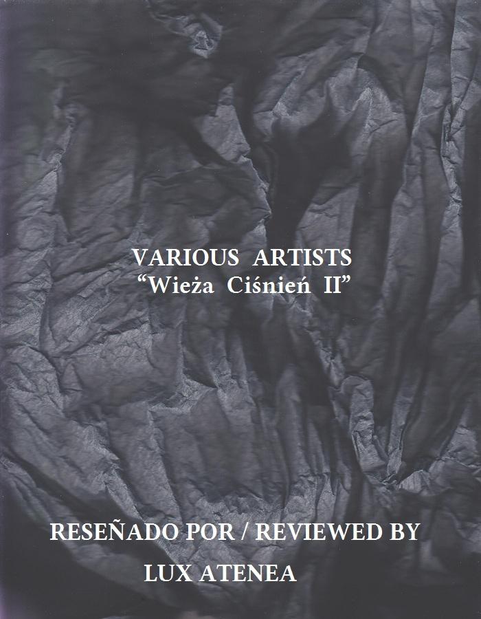 VARIOUS ARTISTS - Wieża Ciśnień II