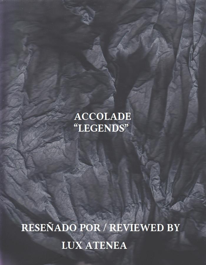 ACCOLADE - LEGENDS