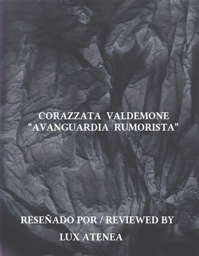 CORAZZATA VALDEMONE - AVANGUARDIA RUMORISTA