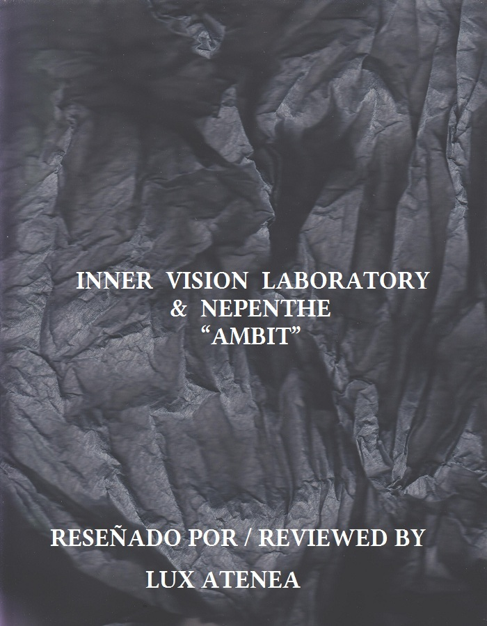 INNER VISION LABORATORY NEPENTHE - AMBIT