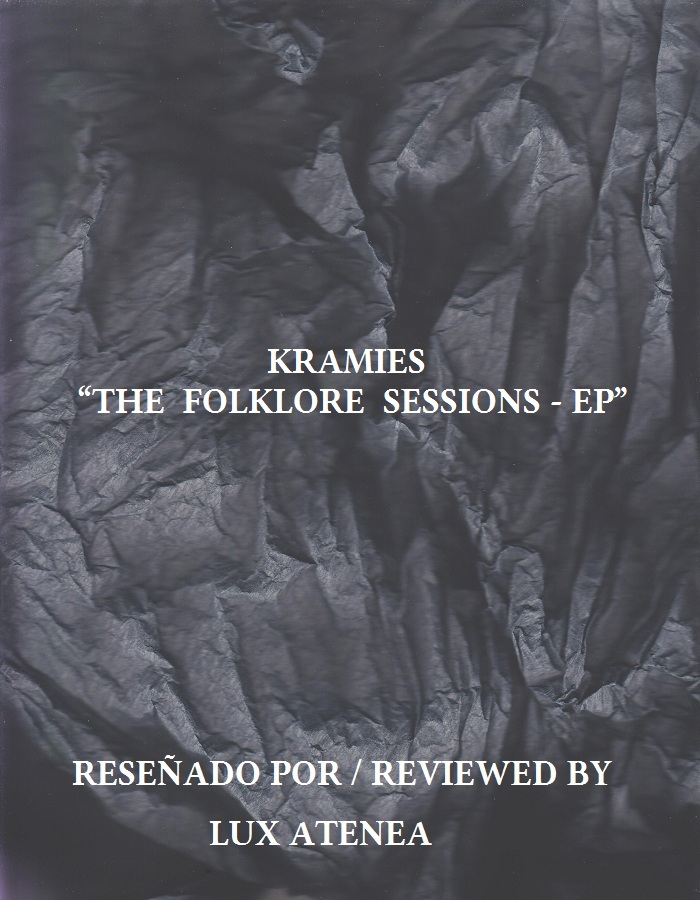 KRAMIES - THE FOLKLORE SESSIONS - EP