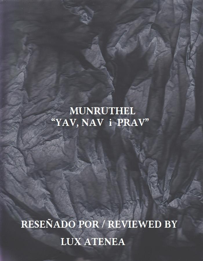 MUNRUTHEL - YAV NAV i PRAV