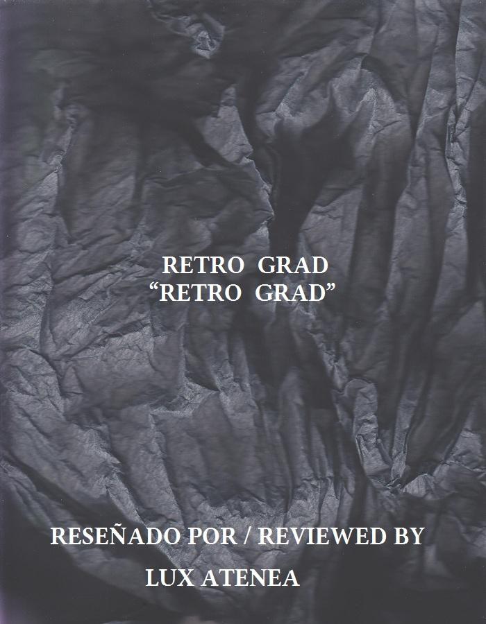 RETRO GRAD - RETRO GRAD