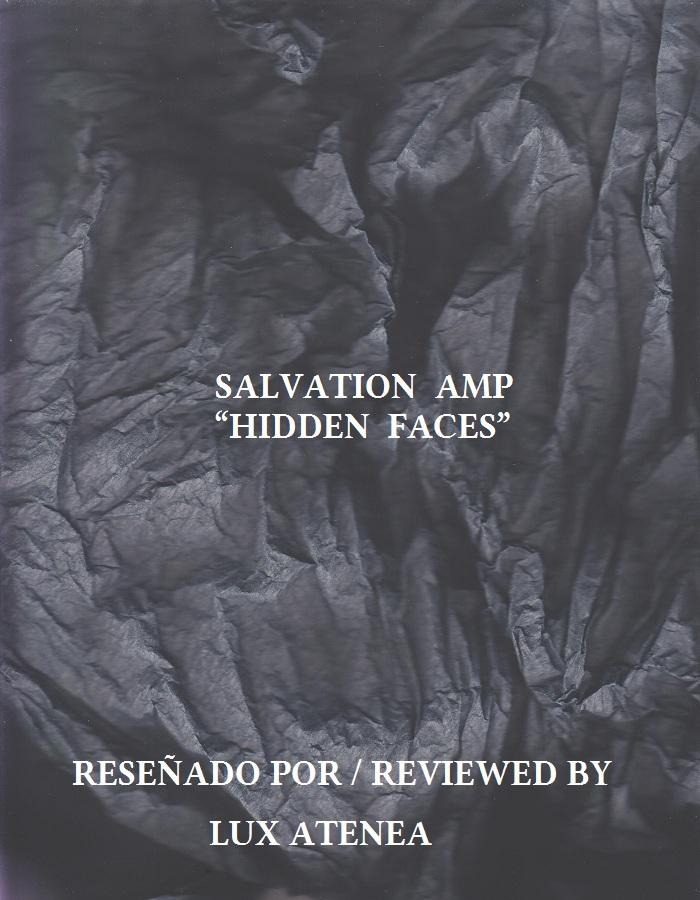 SALVATION AMP - HIDDEN FACES