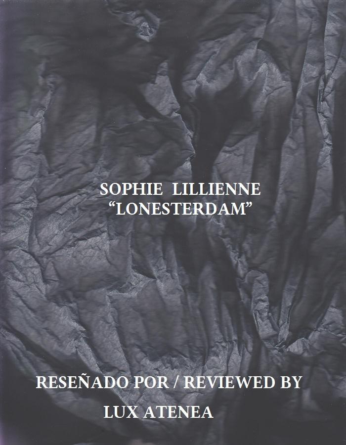 SOPHIE LILLIENNE - LONESTERDAM