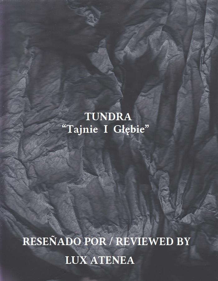 TUNDRA - Tajnie I Głębie