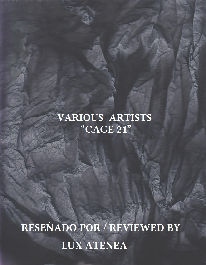 VARIOUS ARTISTS - CAGE 21