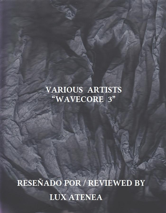VARIOUS ARTISTS - WAVECORE 3