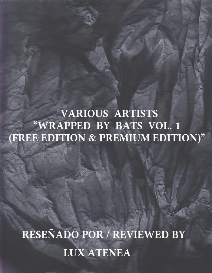 VARIOUS ARTISTS - WRAPPED BY BATS VOL 1 FREE EDITION & PREMIUM EDITION