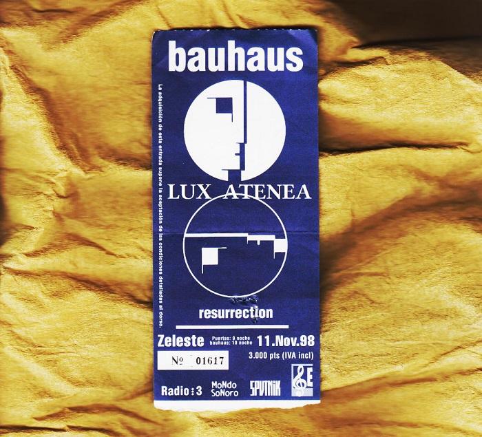 entrada Bauhaus Barcelona - 2