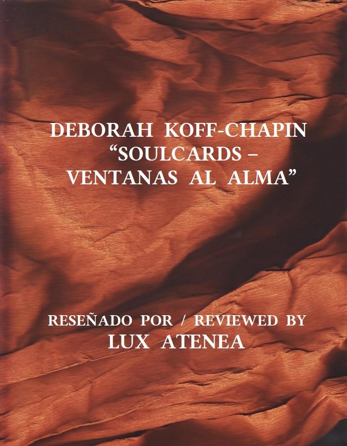 DEBORAH KOFF-CHAPIN SOULCARDS VENTANAS AL ALMA