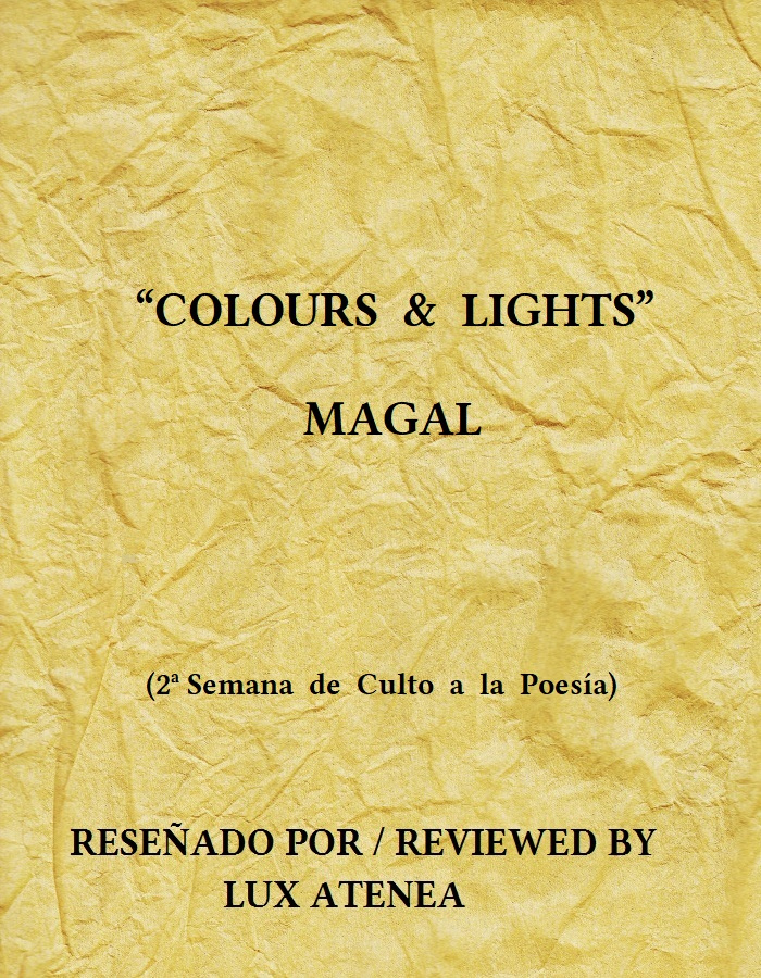 MAGAL COLOURS AND LIGHTS