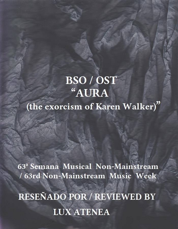 BSO OST AURA the exorcism of Karen Walker