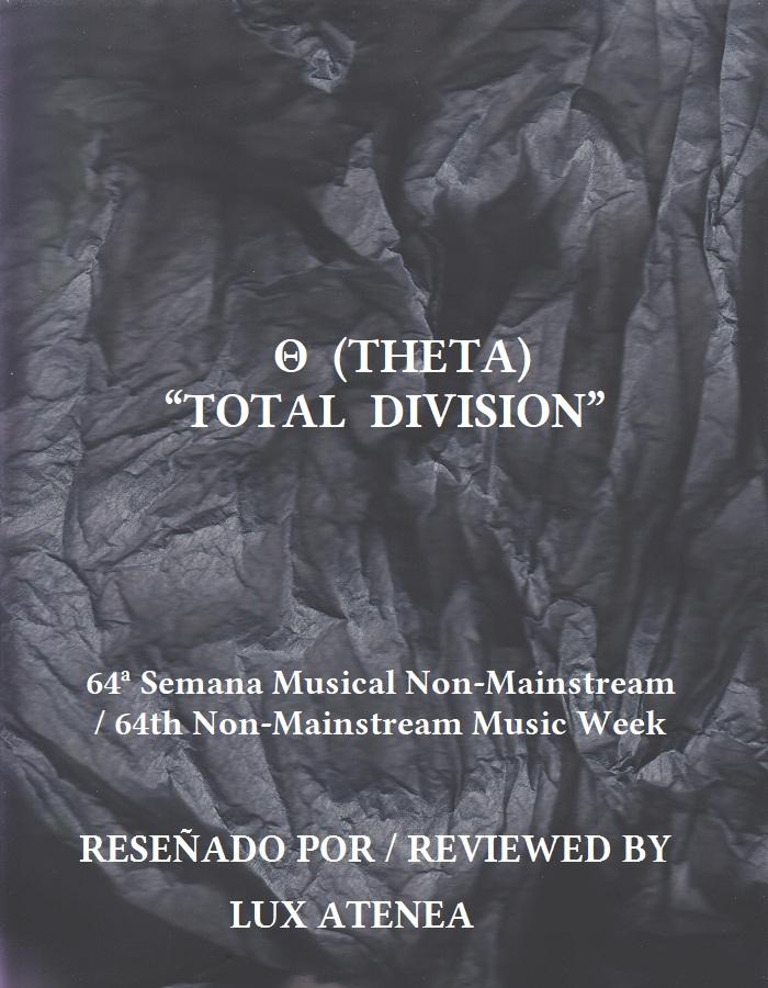 Θ (THETA) - TOTAL DIVISION