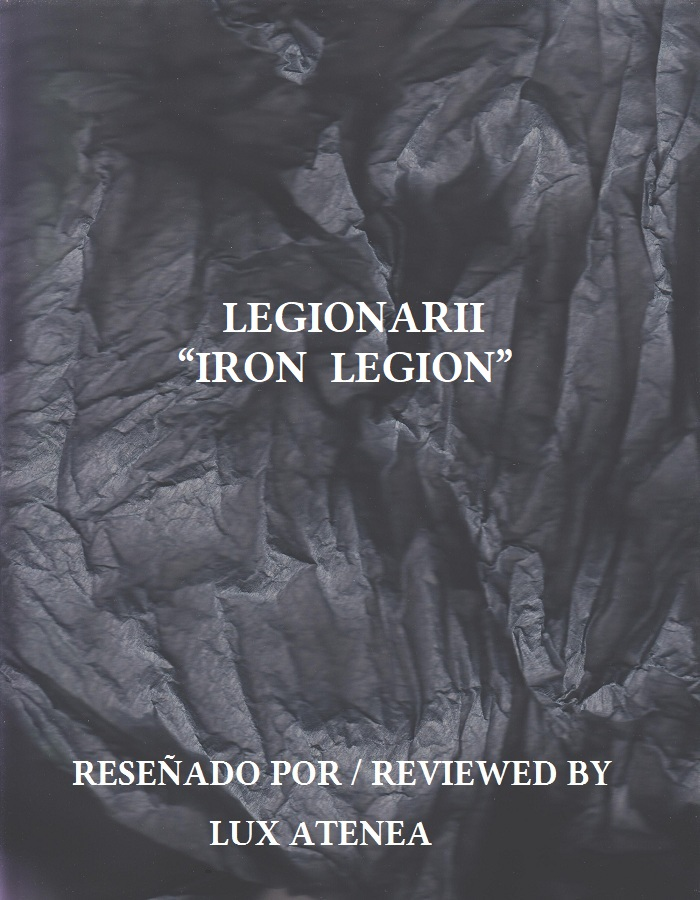 LEGIONARII - IRON LEGION