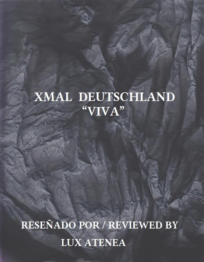 XMAL DEUTSCHLAND - VIVA