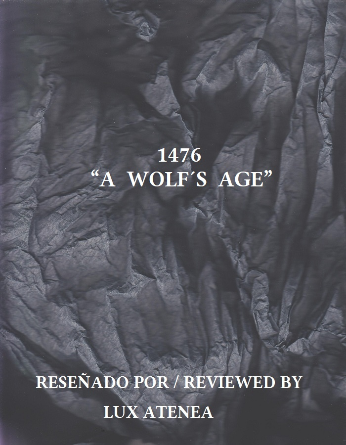 1476 - A WOLF´S AGE