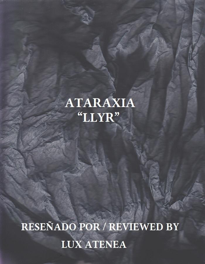 ATARAXIA - LLYR