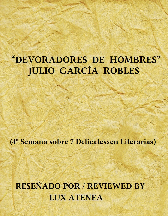 DEVORADORES DE HOMBRES - JULIO GARCÍA ROBLES