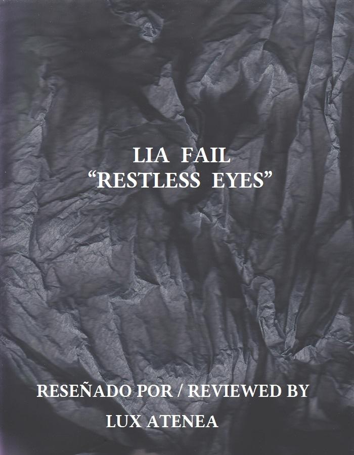 LIA FAIL - RESTLESS EYES